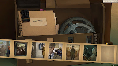 Coffee Noir Business Detective Game Screenshot 14
