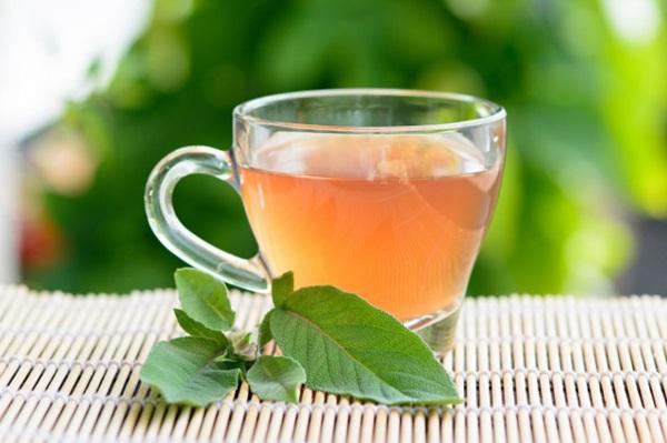 Receita de Tintura Caseira e Natural de Chá de Sálvia