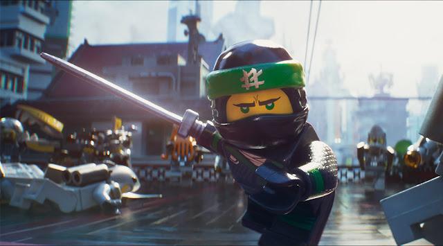 lloyd garmadon green ninjago movie still