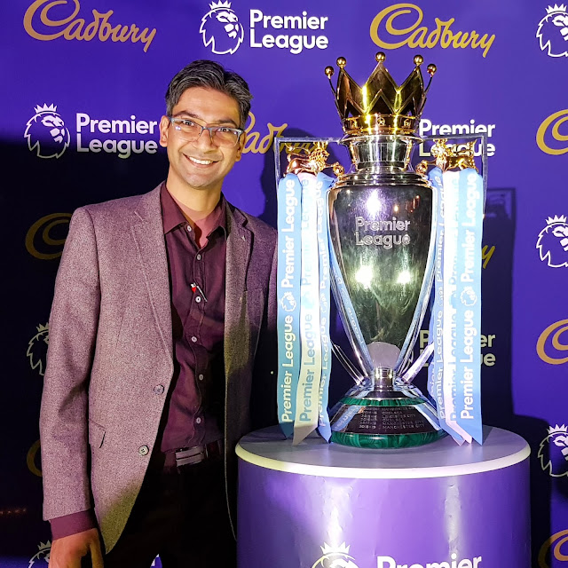 Score a Once in a Lifetime Experience with @Cadbury_SA @PremierLeague Game Live in UK #CadburyTasteTheAction