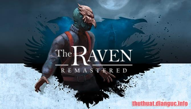 Download Game The Raven Remastered Full Crack