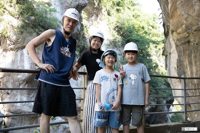 布蘭特大叔的環島旅行 - 太魯閣國家公園燕子口
