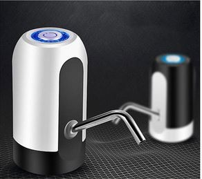 Pompa Air galon Electrik Portable Water Electric Pump Usb Charge Pompa Air galon Electrik