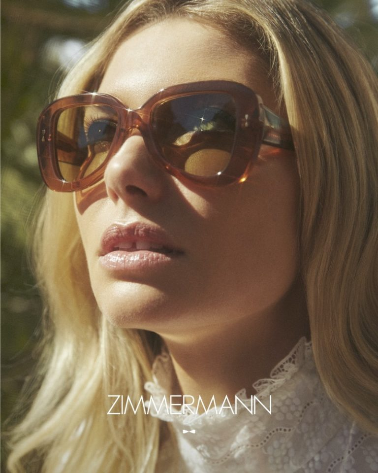 A look at the Zimmermann Juno sunglasses