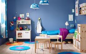 6 Tips Mendekorasi Kamar Anak Agar Mandiri dan Berani Tidur Sendiri