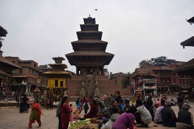 Bhaktakpur Nepal