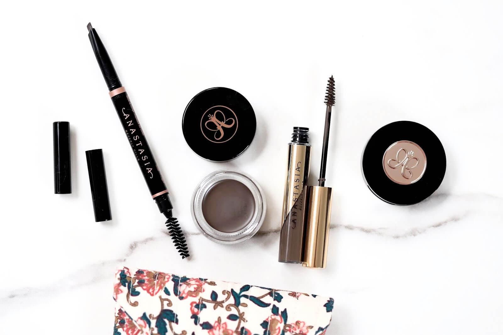 Anastasia Maquillage Sourcils Avis