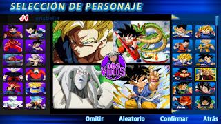 DRAGON BALL Z TENKAICHI TAG TEAM MOD DRAGON BALL BUDOKAI TENKAICHI 3 COM MENU PERMANENTE [PARA ANDROID E PC PPSSPP]