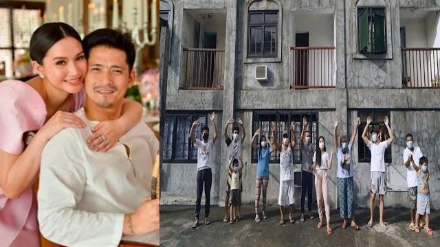 Mariel Rodriguez at Robin Padilla, Nagpagawa ng Apartment Para sa Kanilang mga Kasambahay at sa Pamilya Ng Mga Ito