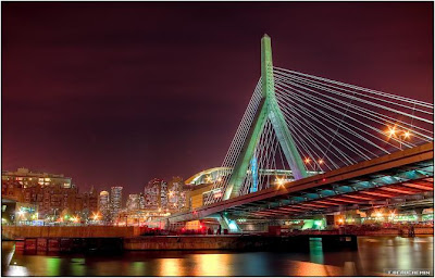 Increíble fotografía HRD puente