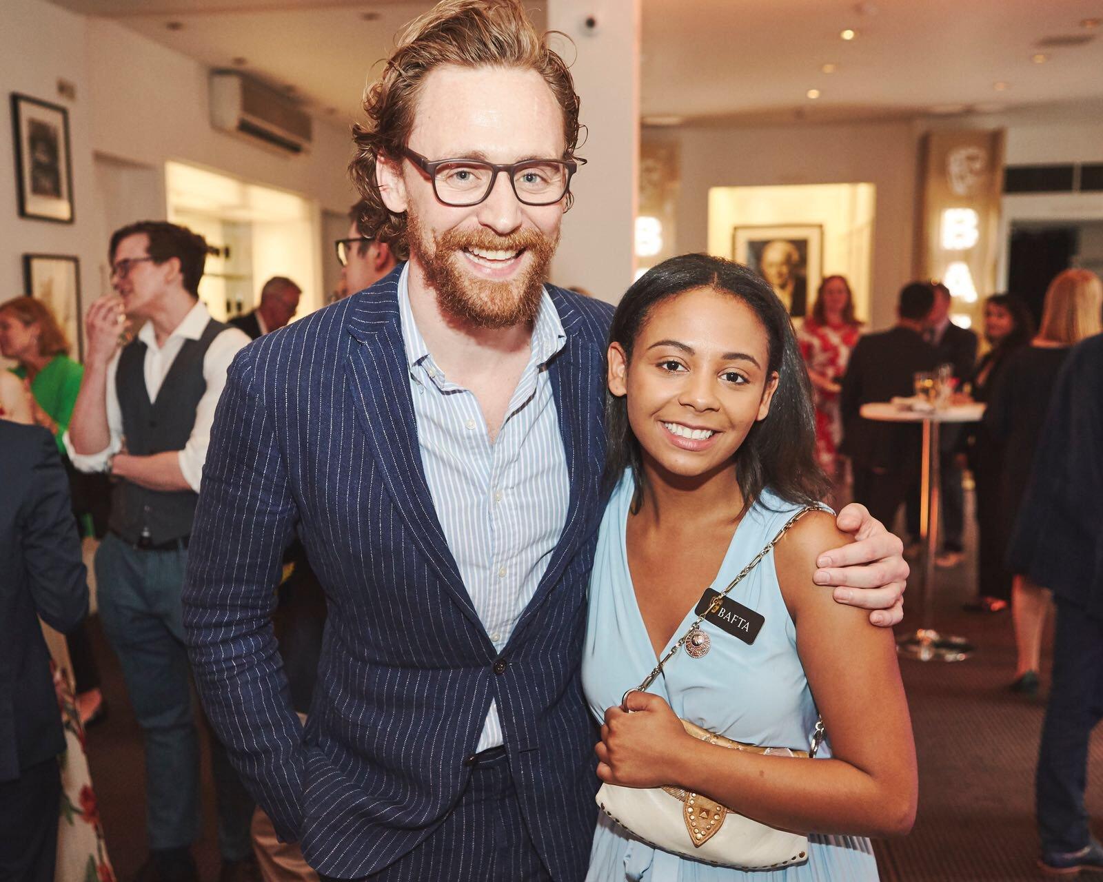 Tom Hiddleston Fashion: BAFTA Summer Party (2018)