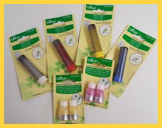 Krijtwiel chaco liner met navulling in verschillende kleuren krijt