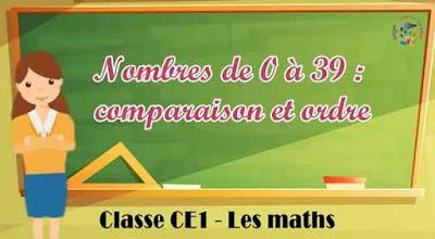CE1-Leçon-maths---Les-nombres-de-0-à-39