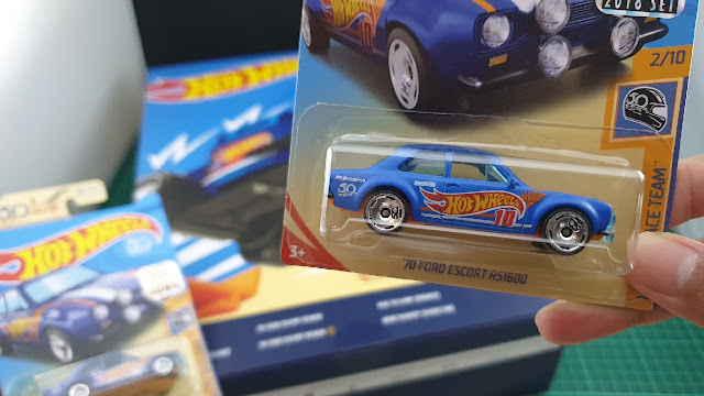 Perbandingan Hot Wheels Super Treasure Hunt dengan Hot wheels Regular