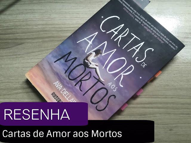 livro01 - Carta de Amor aos Mortos - Ava Dellaira