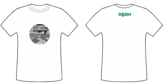 Branding Kaos Robin Laser Mapping Method