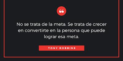 frase motivacion tony robins