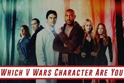 Which V Wars Character Are You? - Take a Quiz