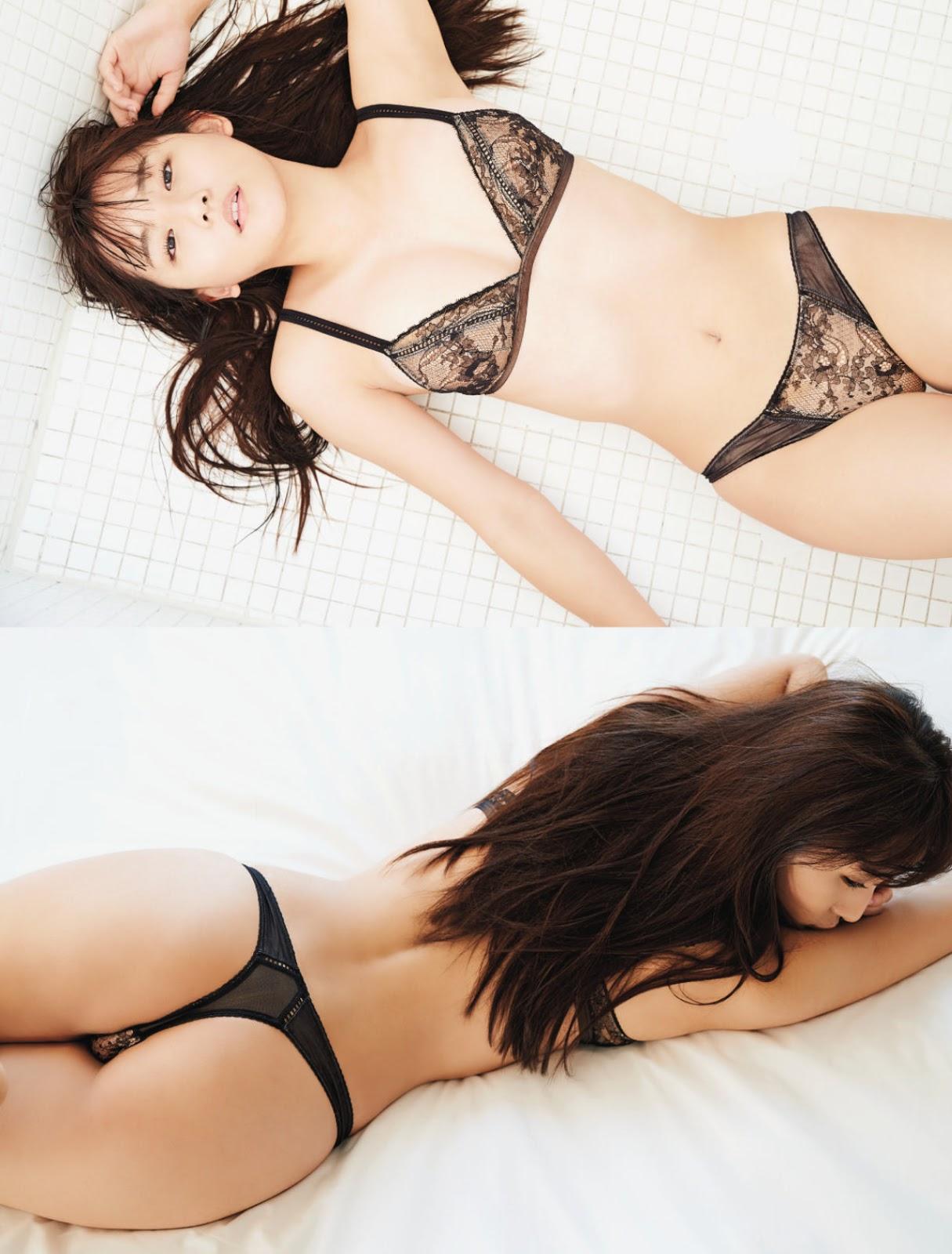 Asakawa  Nana 浅川梨奈, Weekly SPA! 2018.03.12 (週刊SPA! 2018年3月12日号)