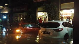 Banjir Kemang #4 Agustus 2016