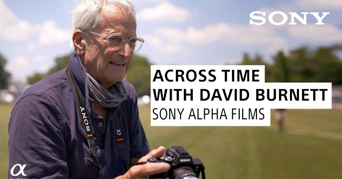 Across Time With Photojournalist David Burnett