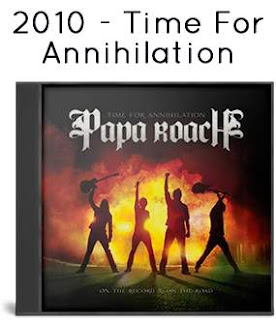 2010 - Time For Annihilation: On The Record & On The Road