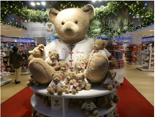 The Bears Have Arrived at Harrods