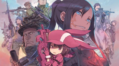 Descargar Sword Art Online: Alternative Gun Gale Online [04/??] [HD] [Mega]