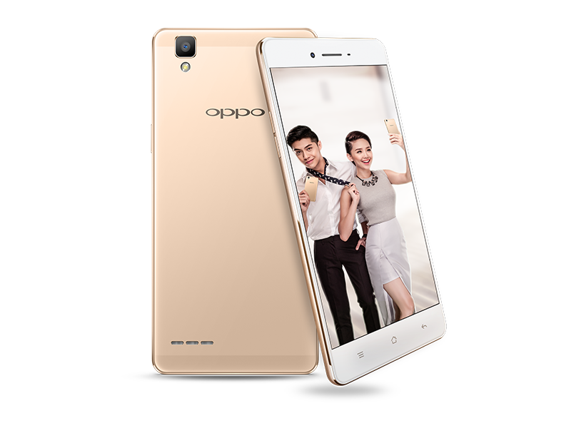 Oppo F1 announced in Vietnam