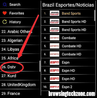 How to stream DStv Channels on mobile phone without Subscription