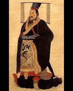 Makam Quin Shi Huang - misteri harta karun terkutuk