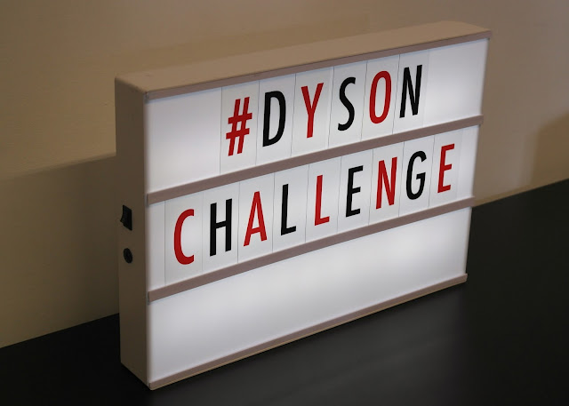 Discovering Engineering at MSI Manchester with Dyson and Currys PC World #DysonChallenge
