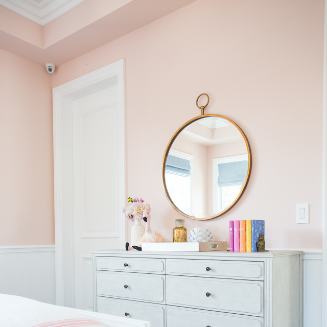 Warna Blush Pink Kamar Tidur