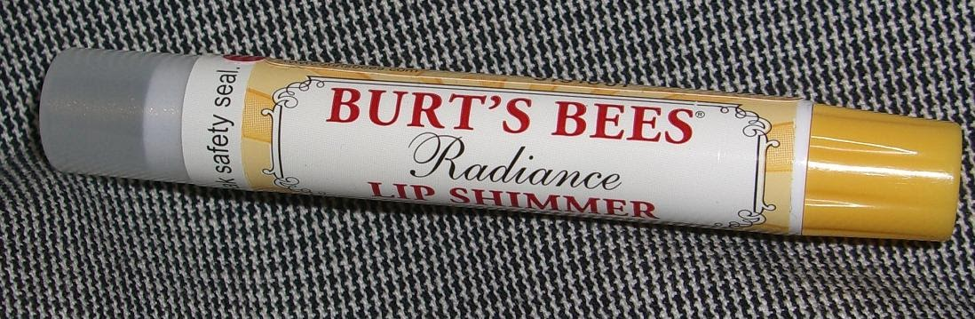 Bees Review Burts Radiance Lip Shimmer