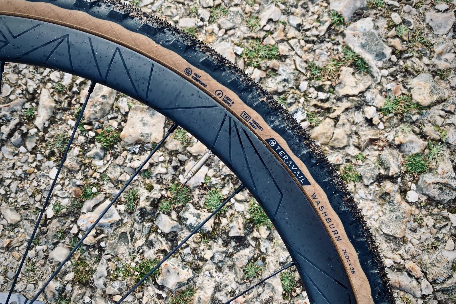 Teravail Washburn Tubeless Gravel Tyres