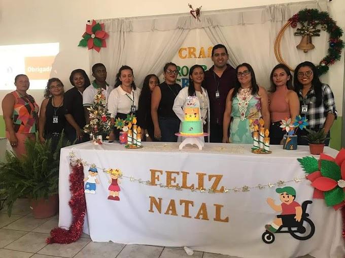 MATA ROMA:SECRETARIA MUNICIPAL DE ASSISTÊNCIA SOCIAL PROMOVE ENCONTRO COM AS FAMILIAS DO PROGRAMA PRIMEIRA INFÂNCIA NO SUAS/CRIANÇA FELIZ.