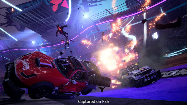 Destruction AllStars From Lucid Games for the PS5
