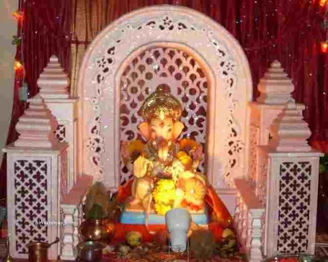 Ganpati Makar Images