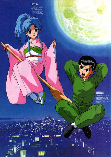 Anime Redux: Yu Yu Hakusho o Filme