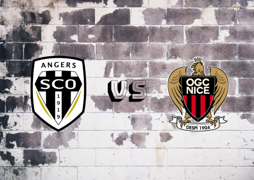 Angers vs Nice  Resumen
