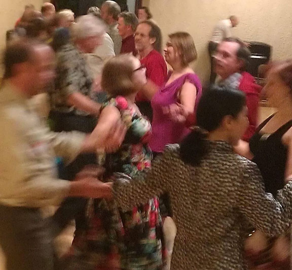Contra Dance in Hancock Thursday, April 19