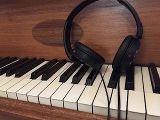 Photo système silencieux piano