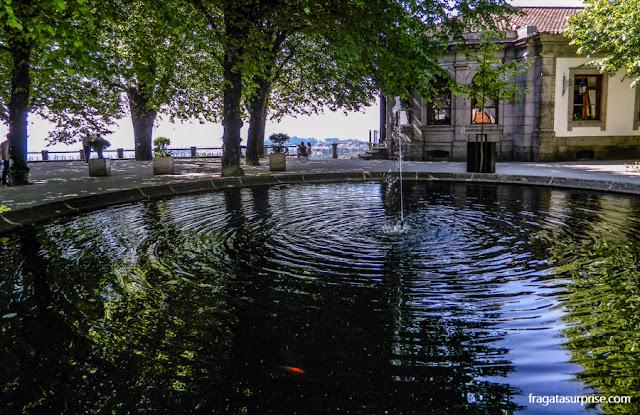 Jardins do Santuário de Bom Jesus do Monte, Braga, Portugal