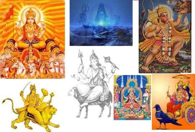 Gods Days of the Week - Which days are for which Hindu God?