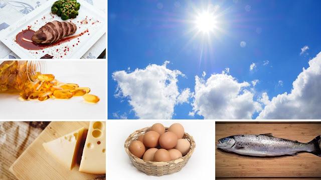 Good food sources of vitamin d