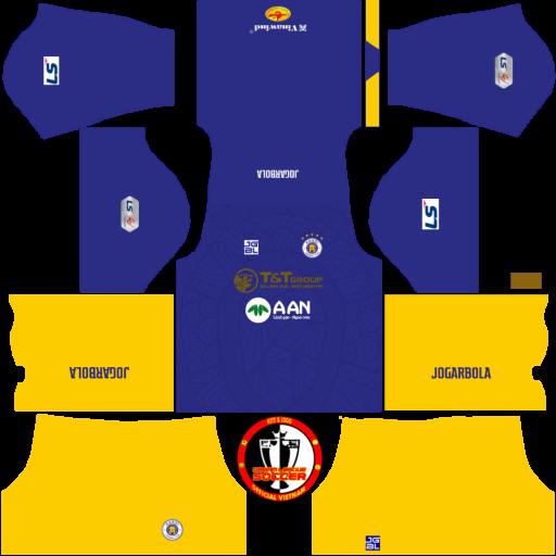 Kits Hà Nội Football Club 2021 - Dream League Soccer & FTS