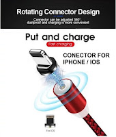 Kabel Charger Magnetic IPhone