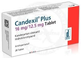 CANDEXIL 8 mg Tablet