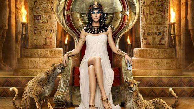 Ratu Cleopatra adalah ratu dari Kerajaan Mesir