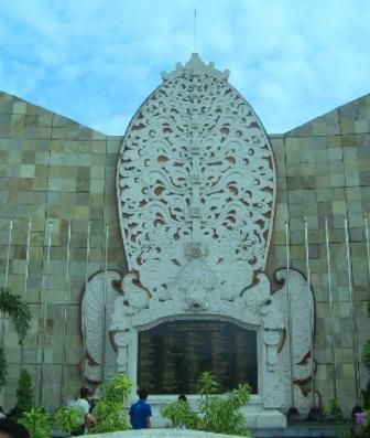 Monumen Tragedi Bom Bali   monumen tragedi bom bali monumen tragedi kemanusiaan bom bali